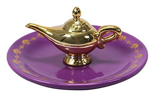 Half Moon Bay Plato Accesorio Disney Aladdin - Lámpara