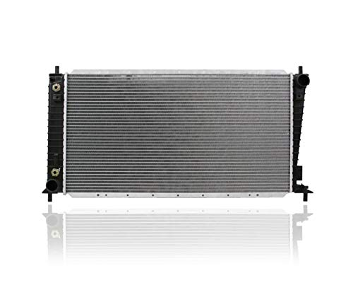 Radiator - Pacific Best Inc. Fit/For 2154 96-98 Ford Pickup Bronco 4.2/4.6L...