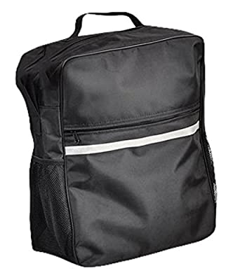 NRS Wheelchair/Scooter Bag with Pockets (Eligible for VAT relief in the UK)