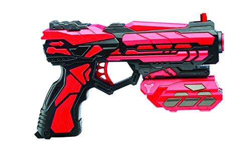 Villa Villa-9910 Soft Bullet Gun 9910 Pistole E Fucili-Colpi, Dardi, Pallini, Multicolore, 18 cm, 8006812099104