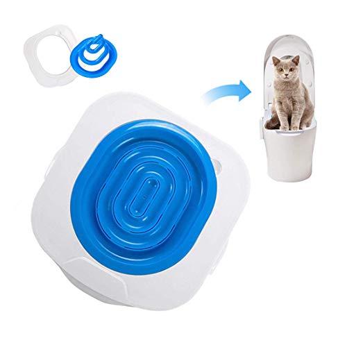 GLZKA kat toilet training kit artefact nest lade mat schoon handig huisdier toiletbril producten kat benodigdheden