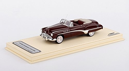 Truescale Miniatures- Miniature Voiture de Collection, TSMCE154306, Marron