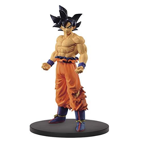 Banpresto Dragon Ball Super Creator X Creator PVC Statue Son Goku Ultra Instinct Ver.A 19 cm, BP16303