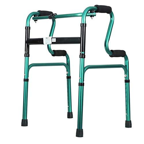 Giow Walker Health Care Gehhilfen aus Aluminiumlegierung für Senioren mit Behinderung, max. 180 kg (400 lbs) 6 Farben erhältlich