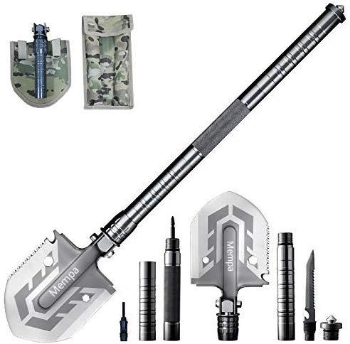 Mempa MultiPurpose Folding Shovel 23in1 Ultimate Survival Tool