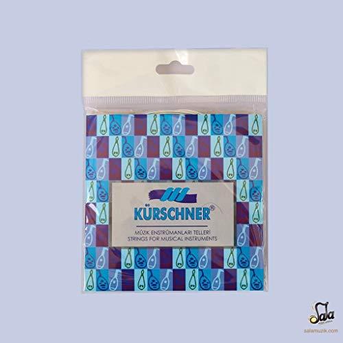 Profi Kurschner Saiten für türkisches Oud Instrument 0.09 KSO-109