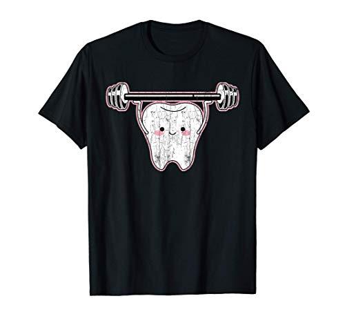Dientes Ropa Divertida Dentista Ortodoncista Regalo Camiseta