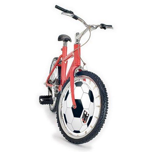 Radkappe Radkappen Speichenschutz für Fahrrad Rollstuhl Deutschland EM 2012