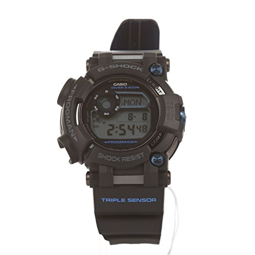 Men's Casio G-Shock Master of G FROGMAN Watch GWFD1000B-1