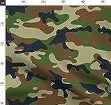 Wald, Armee, Tarnfarbe, Tarnfarben, Militär Stoffe -