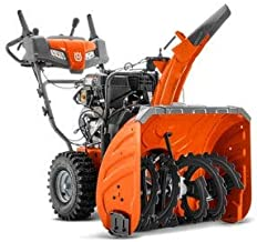 Husqvarna ST324, Husqvarna ST324, 24 in. 254cc Two-Stage Electric Start Gas Snow Blower with Power Steering
