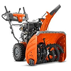 top rated See Husqvarna ST324, Husqvarna ST324, 24 inch, 254ccm electric start with a two-stage gas snowplow … 2021