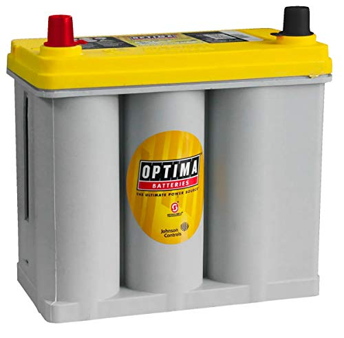 Optima Yellow Top Batterie YTS 2.7 (8071-176) (BCI D51) YTS2.7 AGM