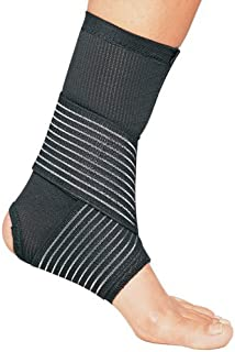 DJ Orthopedics ProCare Double Strap Ankle Support - Large - Model 79-81377 - Each