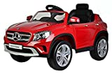 LIVE STORE Licensed Version Gla Class Mercedes Ride on 12V Battery and 2