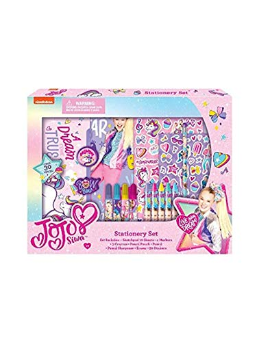 JoJo Siwa Coloring and Sticker Set