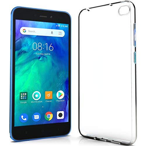 NewTop Cover 호환 Xiaomi Redmi 6/7 / GO / S2, Soft TPU Case Clear 보호용 실리콘 젤 투명 Slim Thin Back Case 백 ...
