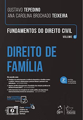 Fundamentos do Direito Civil - Direito de Família - Vol. 6