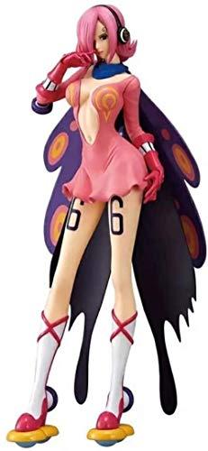 Yooped One Piece Vinsmoke Reiju Figura de Anime Statuetta da Collezione PVC Personaje de Anime por Adolescenti E Anime Fan Regalo 25CM
