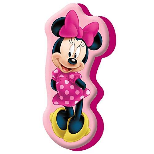 Disney WD19190V Minnie Mouse 35cm x 16cm Shaped Cushion