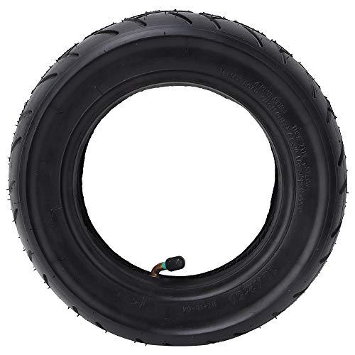 Juego de neumático exterior y tubo interior, neumático de scooter eléctrico Wacent, juego de neumático exterior y tubo interior de 10 pulgadas, compatible con el neumático inflable de scooter eléctric