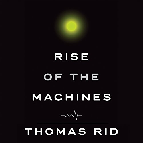 Rise of the Machines audiobook cover art