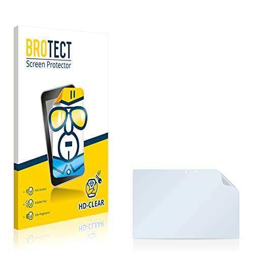 BROTECT Schutzfolie kompatibel mit Sony Vaio A12 VJA121 klare Bildschirmschutz-Folie