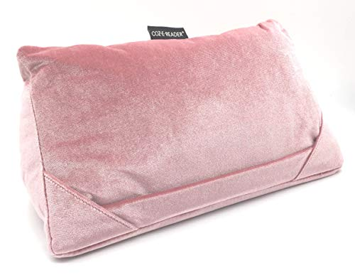 Tablet Cushion Pillow,Pillow Cushion for i-Pad luxurious Rose Velour,3 Positions for Viewing,NEW