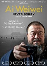 Ai Weiwei: Never Sorry (2012 Movie) Poster