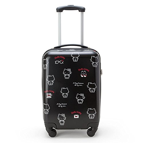 Why Should You Buy SANRIO Hello Kitty 20 Rolling Suitcase: Red Logo