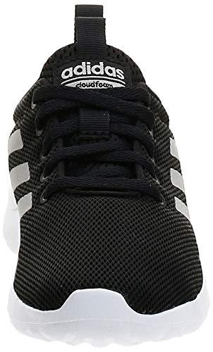 Adidas LITE RACER CLN K, Zapatillas de deporte Unisex niños, Negro (Negbás/Gridos/Ftwbla 000), 28.5 EU