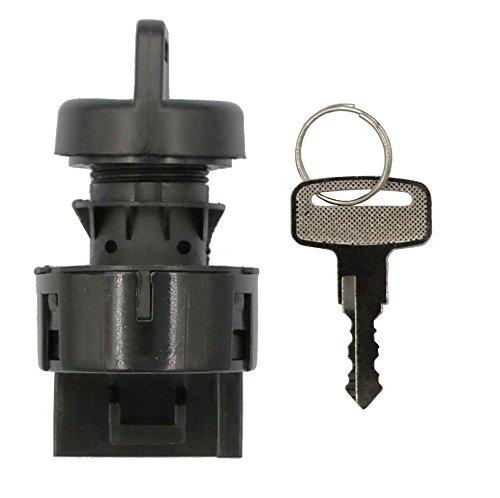 Interruptor de encendido interruptor de encendido con llave–Polaris Ranger 500700800900KEYSWITCH clave–OEM 40110024012165