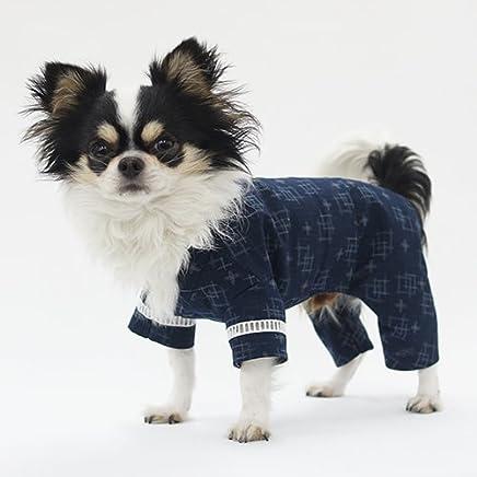 甚平型紙 eco印刷 胴長小型犬~中型犬XL~XXXL