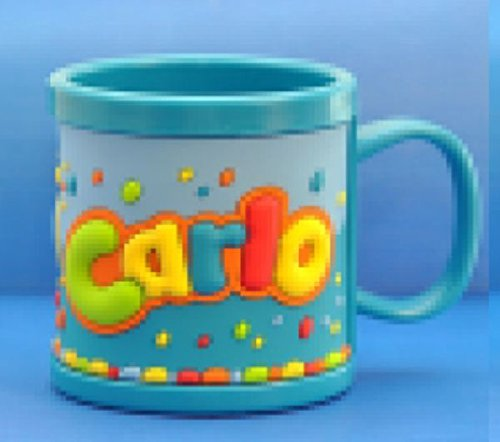 My Name – Tasse Carlo
