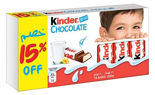 Barrette di cioccolata formato snack
