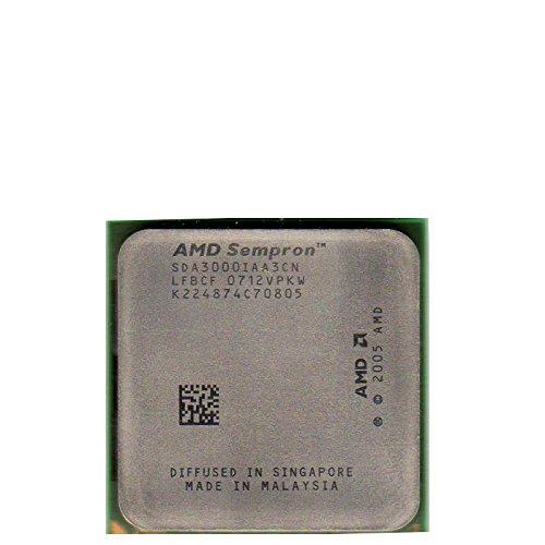 AMD Sempron 64 3000+ Tray Manila CPU Sempron 1600MHz Sock.AM2 OµPGA 800FSB 256KB 64bit F2