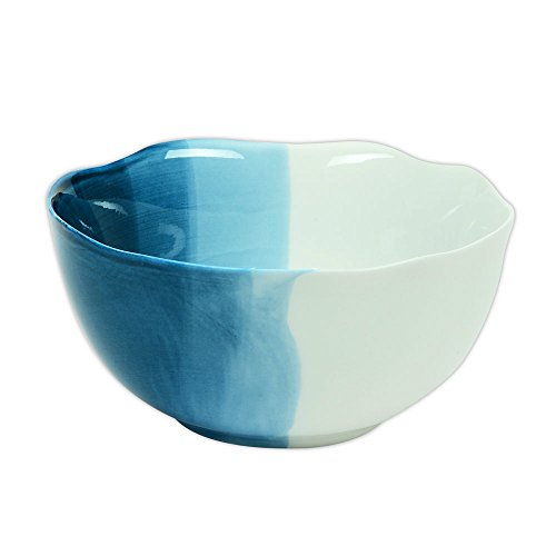 Table Passion - Coupelle estampe bleu 13 cm (lot de 3)