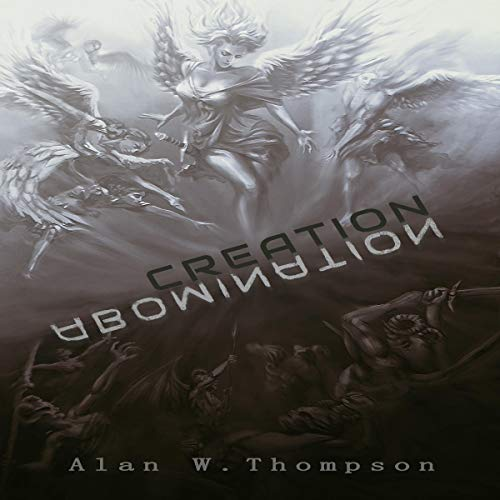 Creation Abomination audiobook cover art