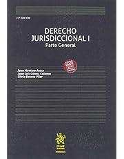 Derecho Jurisdiccional I Parte General 27ª edición 2019: Parte general, 27 edición (Manuales de Derecho Procesal)
