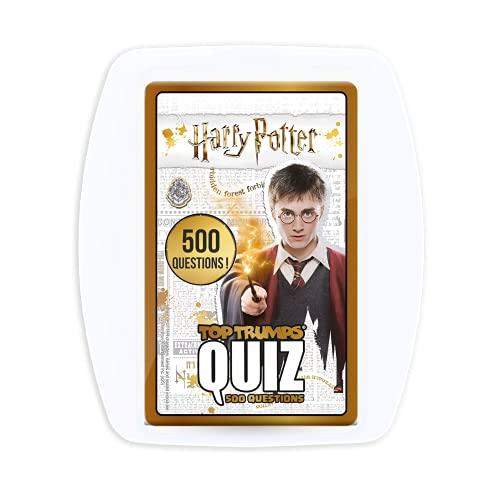 Quiz HARRY POTTER-Version française, WM00047-FRE-6