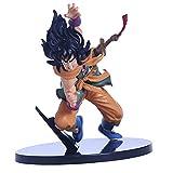 Action Figure Dragon Ball Z Yamcha Wolf Fang Fist Pvc Anime Figure Giocattoli Collezioni Di Bambole Modello Bambini Regali Di Compleanno 17 Cm