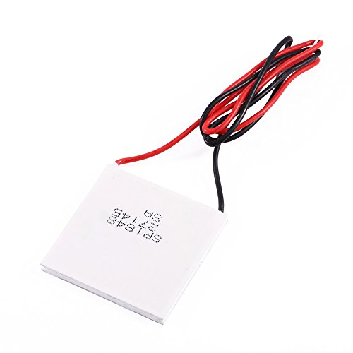 40 * 40mm Thermoelektrische Stromerzeuger Peltier Modul TEG Hochtemperatur 150 ℃