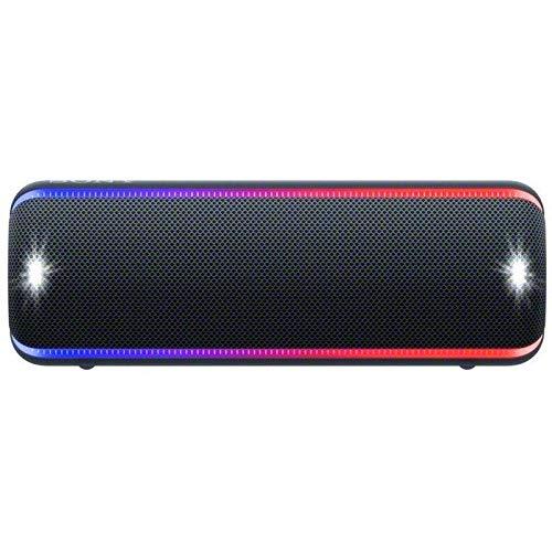 Caixa De Som Sony Extra Bass Srs-Xb32 Bluetooth Preto