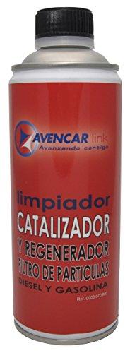 LIMPIADOR CATALIZADOR Y FILTRO PARTICULAS 500ML
