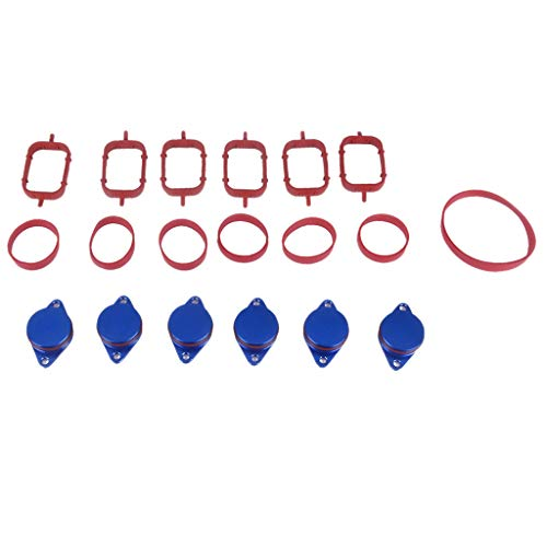 Homyl 6X 33mm Kit De Reparation pour Tourbillon Diesel - Bleu