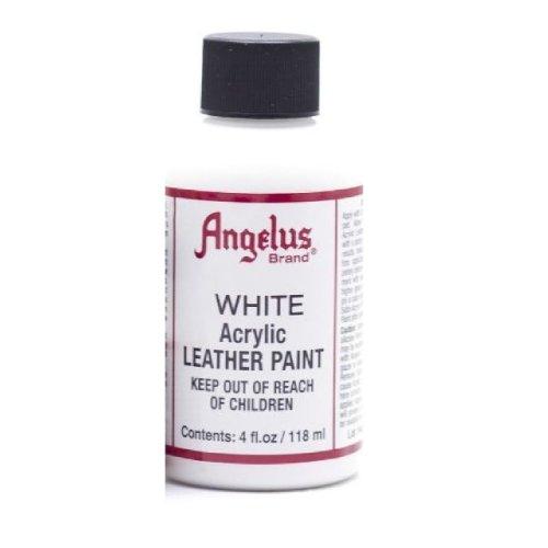Angelus Colori acrilici 4 Once Bianco