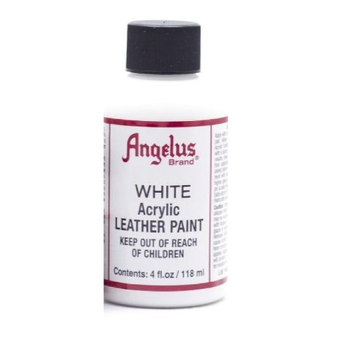 Angelus Acrylic Paints 4oz White