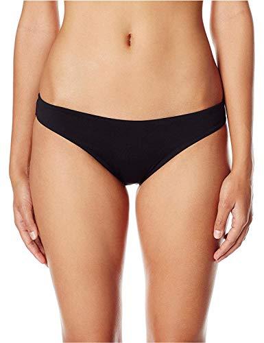Seafolly Mini Hipster Bikini Pezzo sotto, Nero (Black Black), 42 (Taglia Produttore: 10) Donna