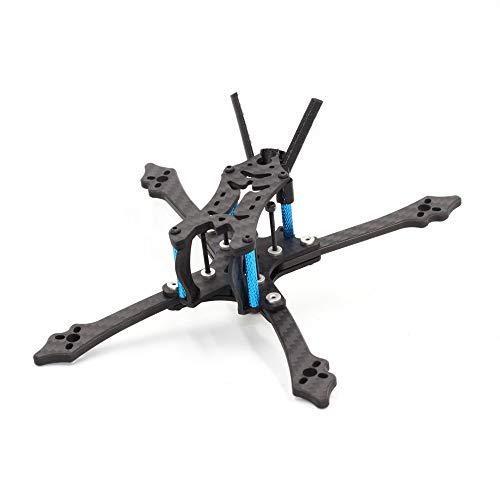 HELEISH Arrow 3 Hybrid 3 pulgadas 152mm FPV Racing Frame Kit 4 mm Grosor del brazo for RC Drone Piezas de montaje de bricolaje