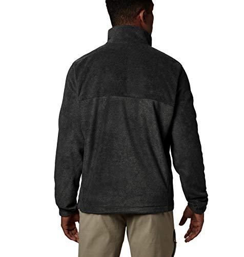 Columbia Steens Mountain Full Zip 2.0 Fleece Veste Homme Fleece Veste Garçon Charcoal Heathe FR: XL...